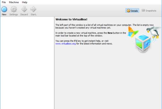 Install Oracle's VirtualBox | Zed DBA's Oracle Blog